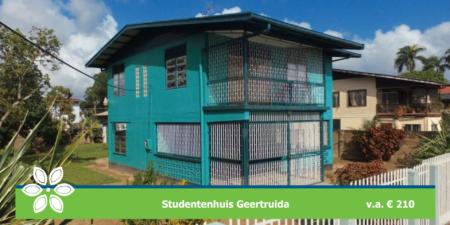 Studentenhuis Geertruida