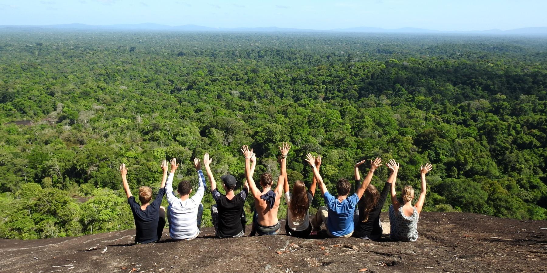 Tour Bedrijven In Suriname
